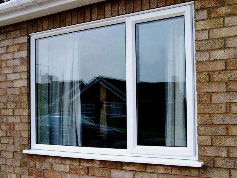 Как выбрать большие пластиковые окна