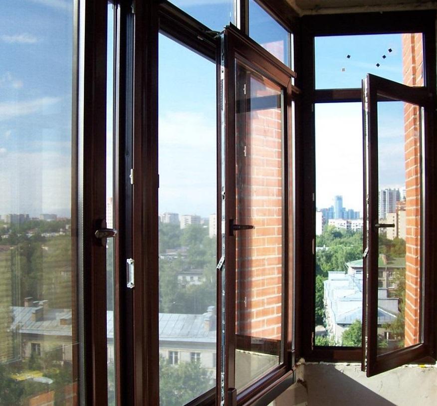 Какие окна лучше аллюминевые окна