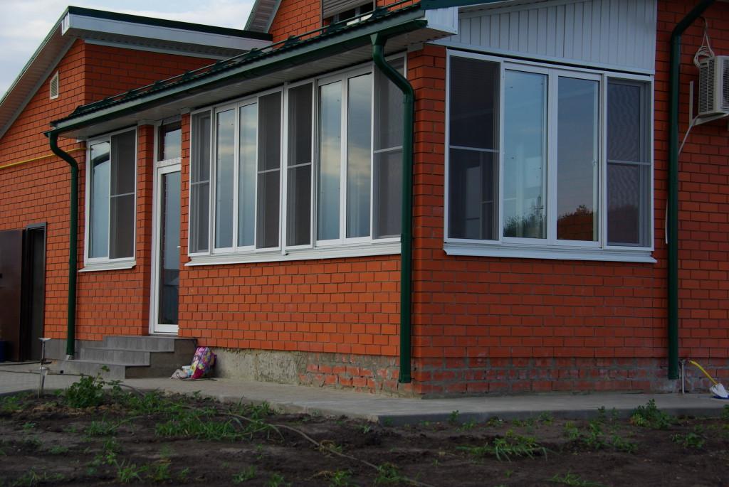 Окна в частный дом Виды окон
