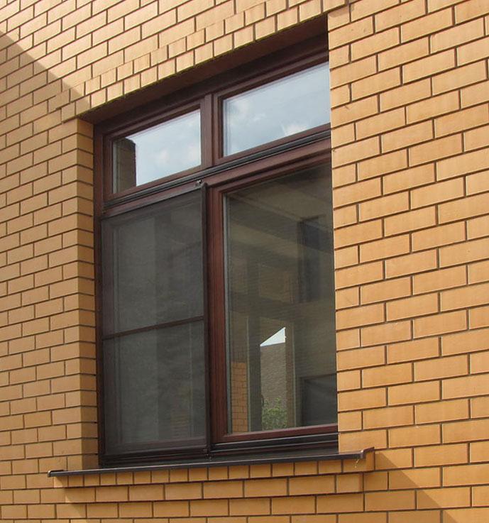 окна в дом установка окон