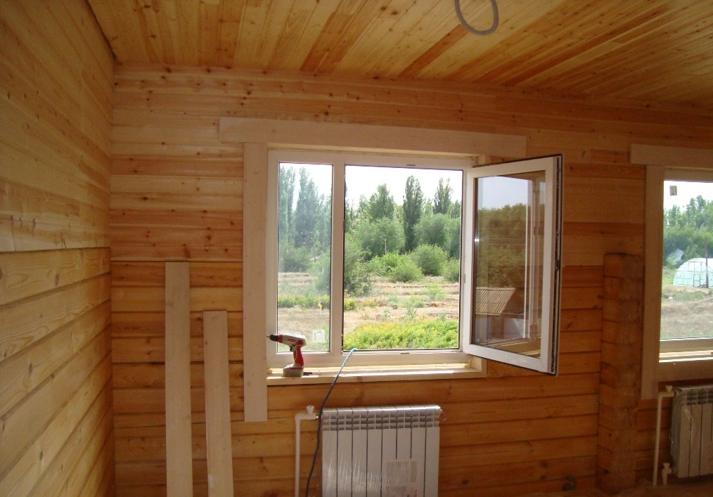 окна в дом виды окон
