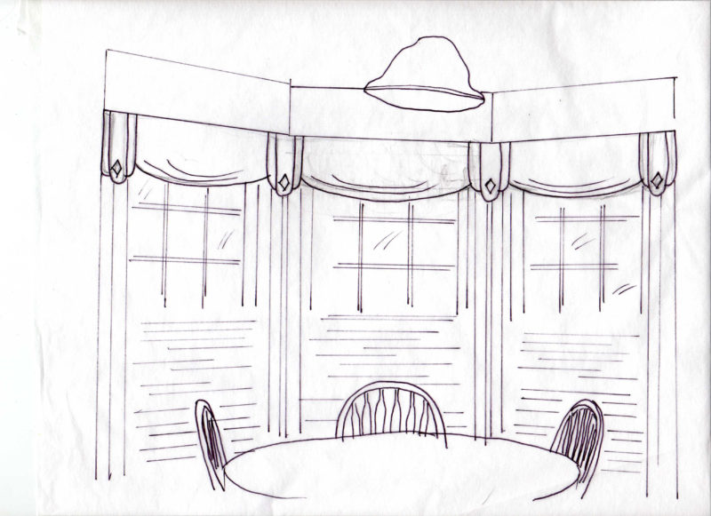 Высота окна